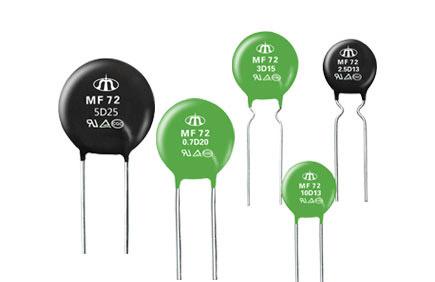 功率型NTC热敏电阻器MF72系列