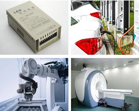 大功率型NTC热敏电阻器MF73