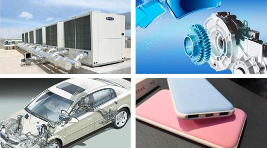 测温型NTC热敏电阻器MF5系列