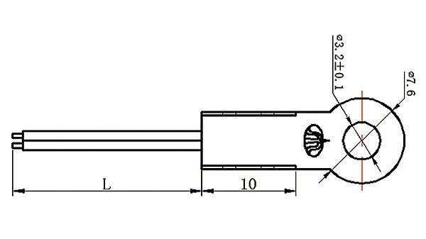 蒸发器温度传感器