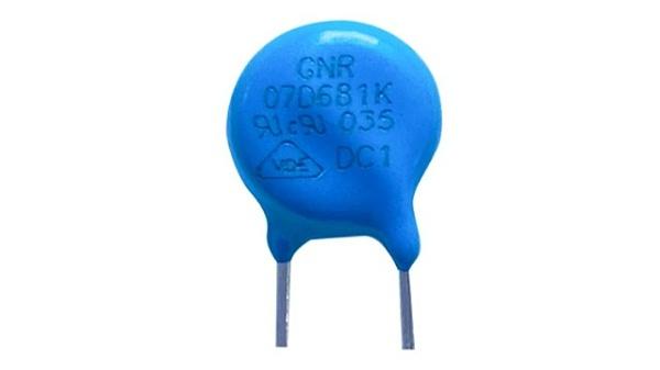 GNR 07D681 过压保护型压敏电阻器