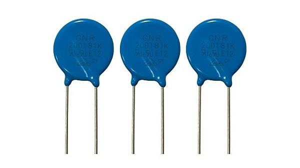 GNR 20D181 过压保护型压敏电阻器